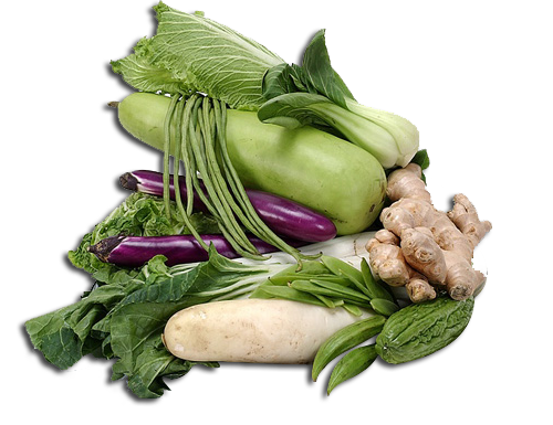 Veggies Nutritional value