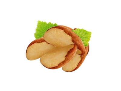 Brown Shell Brazil Nuts Nutrition Values