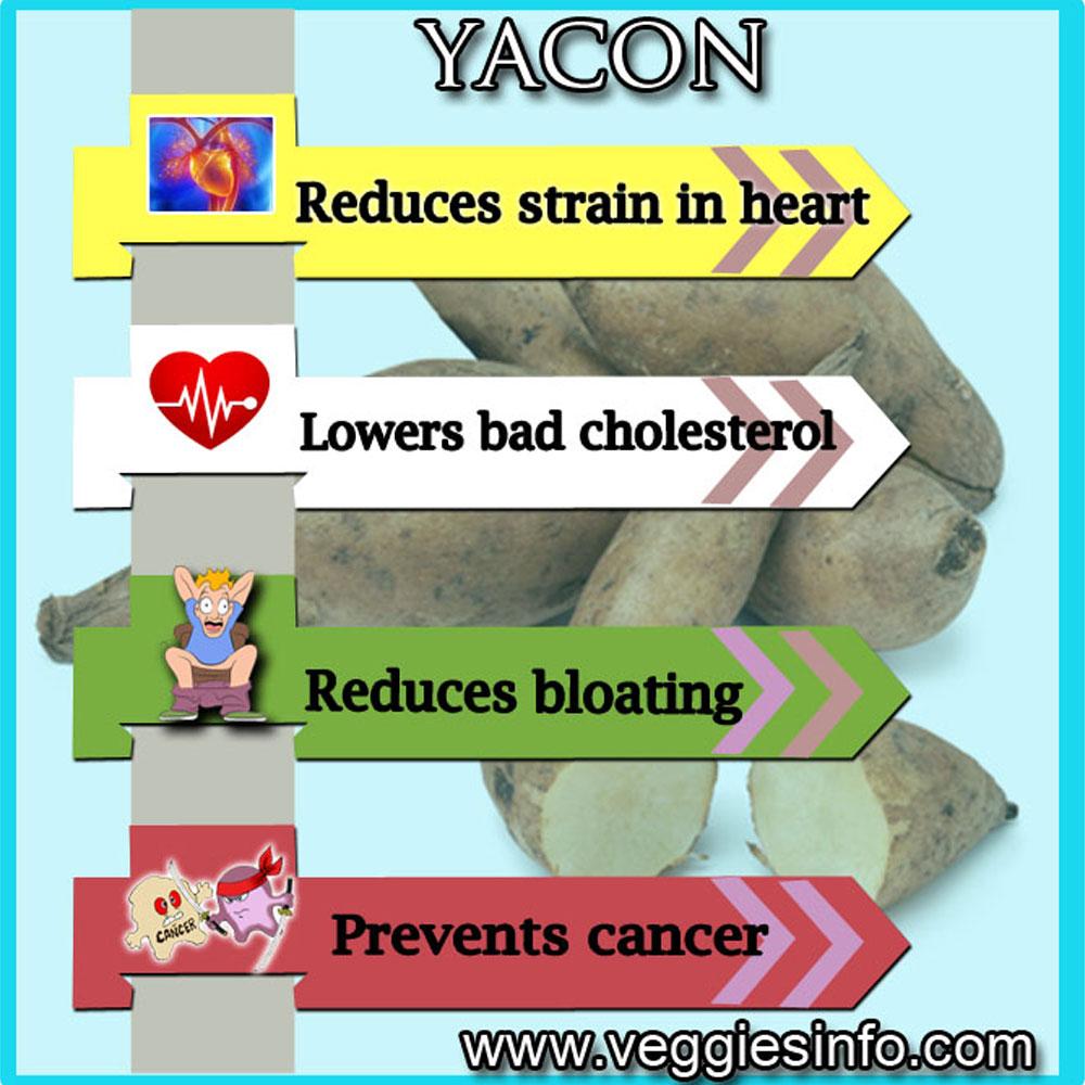 Benefits of Yacon